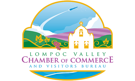 Lompoc Valley Chamber of Comerce Logo