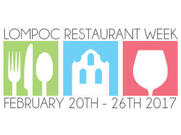 Lompoc Restaurant Week 2017